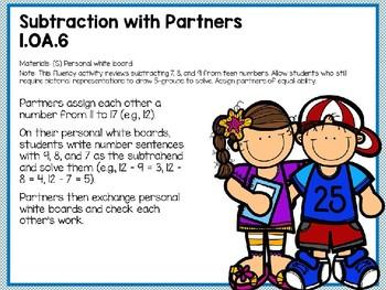 Engage NY (Eureka Math) Presentation 1st Grade Module 3 Lesson 12