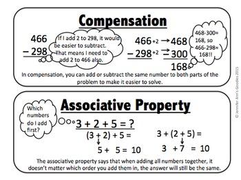 Engaging Math Vocabulary Cards 2.4,5