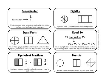 Engaging Math Vocabulary 3.5: Student Edition!