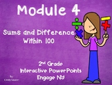 Engage NY Math, updated version, Second Grade, Module 4, Lessons 16-31