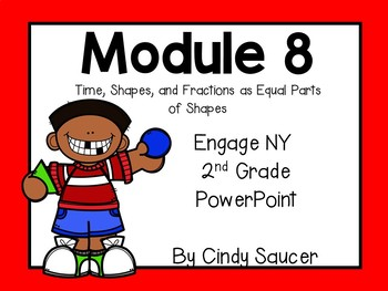 Engage NY Math, updated version, Second Grade, Module 8