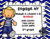 Engage NY/Eurekam Math Module 4 Lessons 1-10 BUNDLED -Task