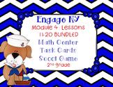 Engage NY Eureka Math Module 4 Lessons 11-20  BUNDLED -Math Centers - Task Cards