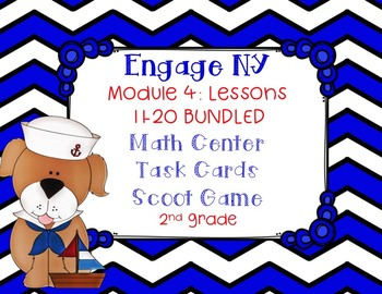 Engage NY Eureka Math Module 4 Lessons 11-20  BUNDLED -Mat