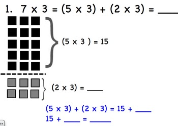 Engage New York Module 1 Lesson 10  Grade 3 Math