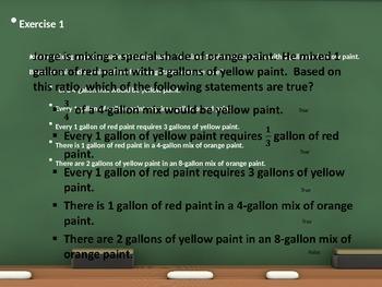 Engage NY Module 1 Lesson 13 - 15 6th grade math