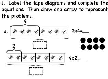 Engage New York Module 1 Lesson 15  Grade 3 Math