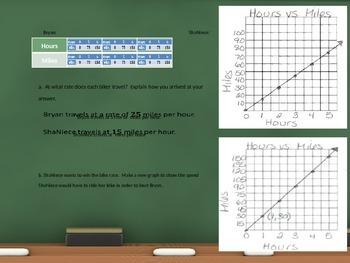 Engage NY Module 1 Lesson 19 - 20 6th grade math