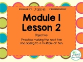 Engage NY/Eureka Math PowerPoint Presentation 2nd Grade Module 1 Lesson 2