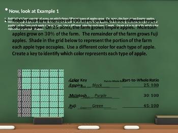 Engage NY Module 1 Lesson 24 - 25 6th grade math