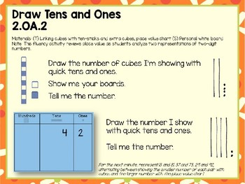 Engage NY (Eureka Math) Presentation 2nd Grade Module 1 Lesson 4