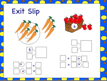 Engage NY First Grade Module 1 Lesson 6