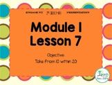 Engage NY/Eureka Math PowerPoint Presentation 2nd Grade Module 1 Lesson 7