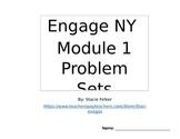 Engage NY Module 1 Problem Set