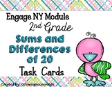 Engage NY Module 1 Task Cards 2nd Grade