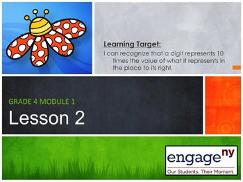 Engage NY: Module 1: Topic A Powerpoint Bundle
