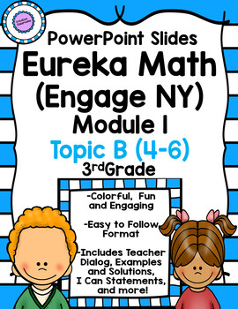 Eureka Math (Engage NY) Module 1 Topic B PowerPoint Slides