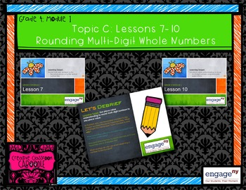 Engage NY: Module 1: Topic C Powerpoint Bundle