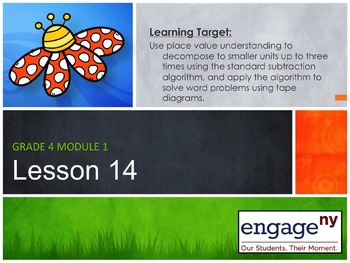 Engage NY: Module 1: Topic E Powerpoint Bundle