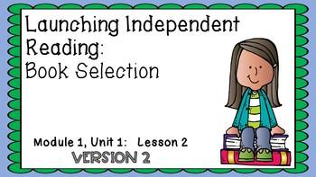 Engage NY  Module 1:Unit 1, LESSON 2 VERSION2