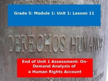 Engage NY Module 1 Unit 1 Lesson 11