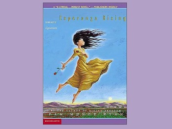 Engage NY Module 1 Complete Unit 2 Esperanza Rising powerpoints