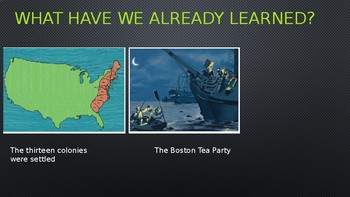 Engage NY:  Module 10 - A New Nation:  Lesson 3 - The Shot Heard Round the World