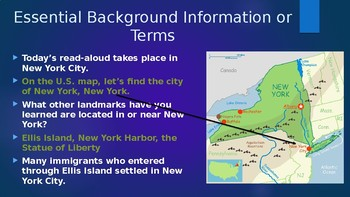 Map Of Ireland To New York.Engage Ny Module 11 Immigration Lesson 4a From Ireland To New York City