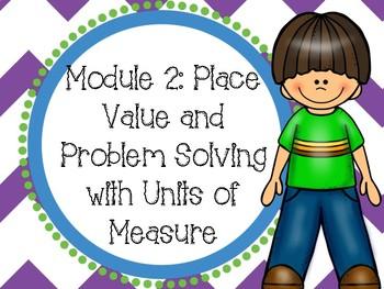 Engage NY Module 2 Grade 3