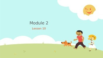 Engage NY Module 2 Lesson 10 PowerPoint