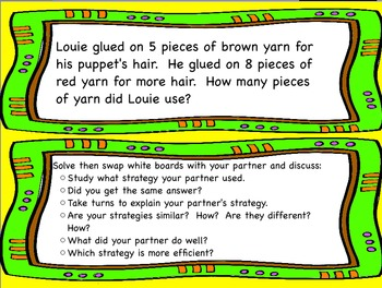 Engage NY First Grade Module 2 Lesson 11