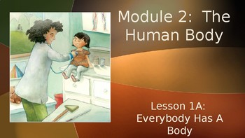 Engage NY:  Module 2 - Lesson 1A:  Everybody Has a Body