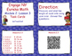 Engage NY  Module 2 Lesson 3  Math Centers - Task Cards- Scoot Game
