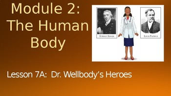 Engage NY:  Module 2 - Lesson 7A:  Dr. Wellbody's Heroes