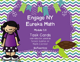 Engage NY  Module 2  Lesson 8  Math Centers - Task Cards - Scoot Game