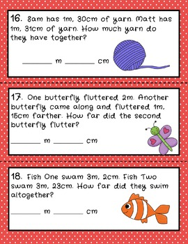 Engage NY  Module 2 Lesson 9 Math Centers - Task Cards- Scoot Game