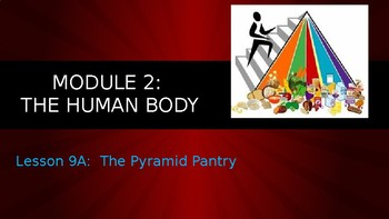 Engage NY:  Module 2 - Lesson 9A:  The Pyramid Pantry