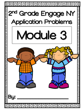 Engage NY Module 3 Application Problems 2nd Grade