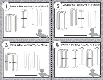 Engage NY/Eureka Math  Module 3 Lesson 1  Math Centers - Task Cards