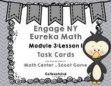 Engage NY/Eureka Math  Module 3 Lesson 1  Math Centers - T