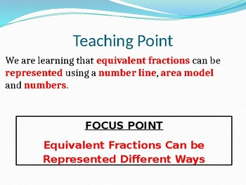 Engage NY Module 3 Lesson 1 (PowerPoint)