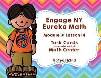 Engage NY / Eureka Math Module 3  Lesson 14 Math Centers -