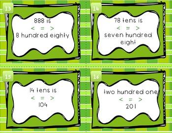 Engage NY- Eureka Math  Module 3 Lesson 17  Math Centers - Task Cards