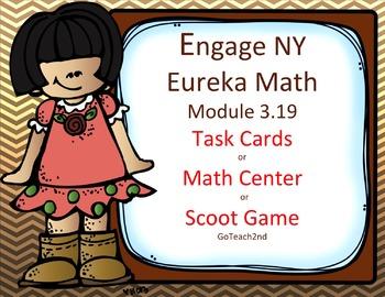 Engage NY/ Eureka Math -Module 3  Lesson 19  Math Centers