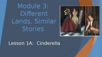 Engage NY:  Module 3 - Lesson 1A:  Cinderella
