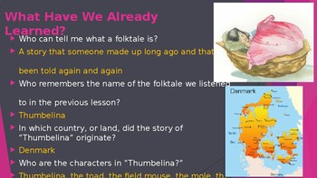 Engage NY:  Module 3 - Lesson 6A:  Issun Boshi