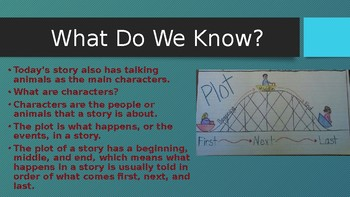 Engage NY:  Module 3 - Stories:  Lesson 2A:  The Three Little Pigs