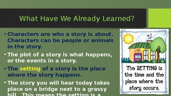 Engage NY:  Module 3 - Stories - Lesson 3A:  The Three Billy Goats Gruff