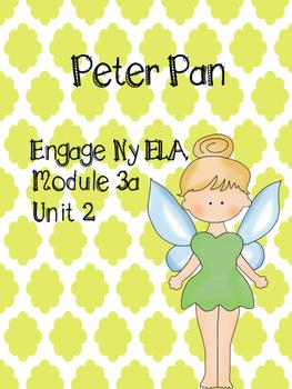 Engage NY ELA Grade 3, Module 3a Unit 2 Peter Pan, 3rd Grade
