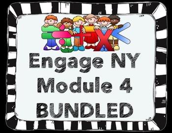 Engage NY Eureka Math Module 4 Lesson 1-31 BUNDLED-Math Ce